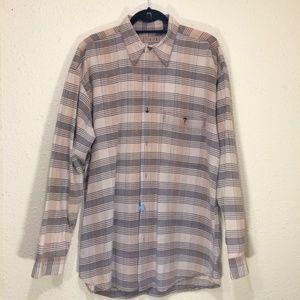 OPINIONS Vintage 95' Mens L Dress Shirt (115)
